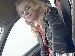 Beautiful Russian girl Nishe gets fucked