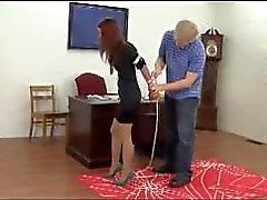 Madalynn tied Up