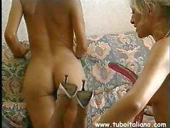 Italian Lesbian Wives Lesbo Mogli