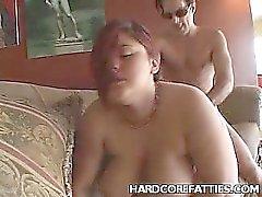 Karla Busty BBW Blowjob