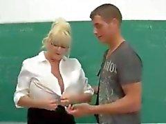 First läraren
