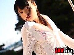 Japanese Teen In A Bikini Softcore Tease