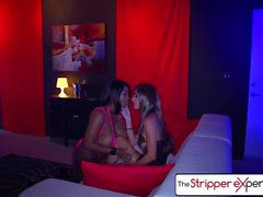 The Stripper Experience - Jessica Jaymes et Maserati baisent