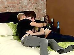 Hot twink scene Deacon Hunter And Edwin Sykes