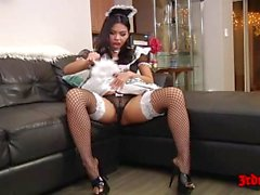 Hot Asian Maid Cindy Starfall