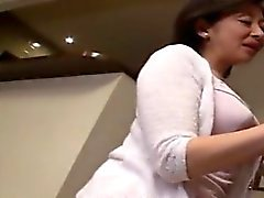 Japanese mom and boy fantasize each other 2