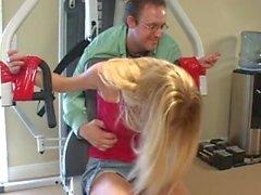 Workout Tickle Torture Revenge