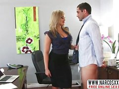Boundless Not-Mommy Alexis Texas Dreams About Brutal Fuck