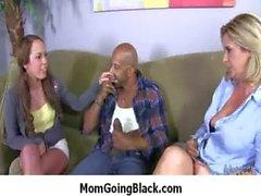 Milf Mom Interracial Hard Bang 22