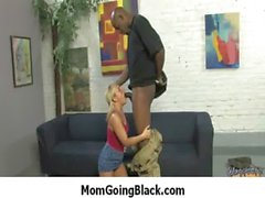 Milf Mom Interracial Hard Bang 20