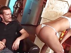 Hands on Hardcore - Bailey and Diana ass fucked by Monster Cock