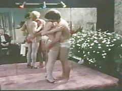 Vintage Euro Sexy Orgy