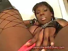 Black ebony misstress Kelly St@rr JOI