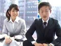 Asyalı genç Japonca darbeler