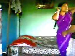 Indiskt Bengal sexarbetare 100percent sex med kunden