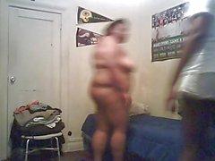 BBW Slut Gets Fucked By Ebony Thug