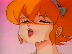 Sexy cartoon hentai lesbian pussy lick