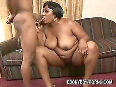 Black BBW Vicki Nicole