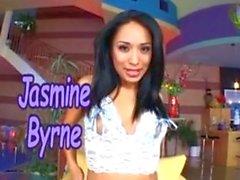 Jasmyne Byrne, Sativa Rose, taryn Thomas gag on cock