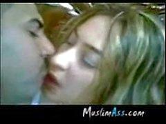 Sexy Arabisches Mädchen Gefickt