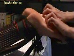 Fusskitzler WhiteRose DVD 1 Clip 4
