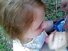 Anya suce et les hirondelles