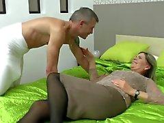 figa irsina della Nonnina si riunisce cazzo giovane