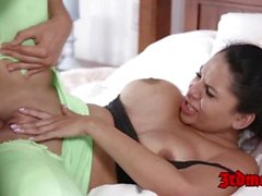 Latina MILF Missy Martinez ripped and banged by hung stud