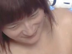 Japanese Shaved Chubby Mature Yukie 41years