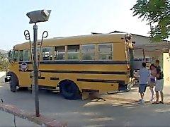 School Bus Girls Scene 1