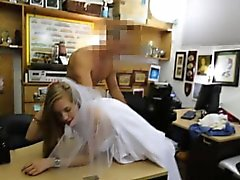 Wütend Bride geht für ein Rache Bumsen