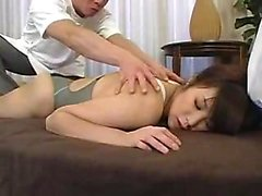Athletic Oriental girl with a phenomenal ass enjoys a sensu
