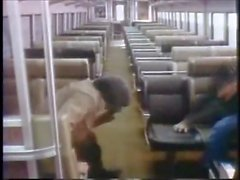 Classic Scenes - Amber Hunt Train Scene