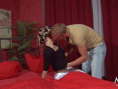 MMV FILMS Cute Petite German Teen
