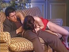 Slutty Ildiko Varconi takes it up the ass