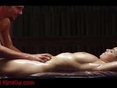 Sexy couple doing an amazing massage kimkiw