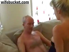 Blonde mature amateur wife cuckold love