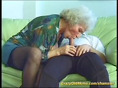 old busty mom is extreme horny today
