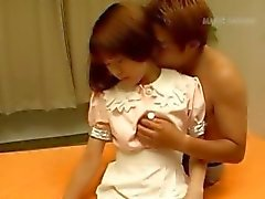 Petite nipples from Japan fucked