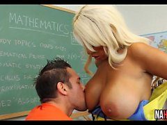 Thick Ass Big Tits Classroom Fuck Bridgette B