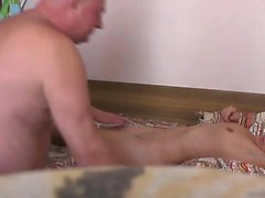 naughty-hotties - Fat Old Man and Pretty Blond