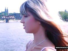 Gina Gerson in her Private POV Anal Casting