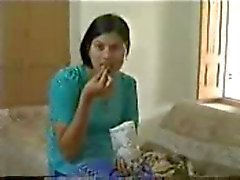 Young Pakistani Honeymoon couple with urdu audio