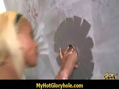 Gloryhole cock blowjob 34