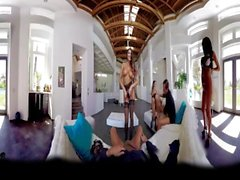 badoinkvr Amazing Group Sex - A 360° Experience With August Ames