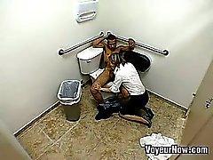 Guarra de mierda Grabado En higiénico Público