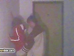 Hidden cam in corridor 2