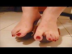 I miei piedini e le mie scarpine per voi