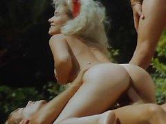Incredible italienska inlägget Classic Porn scener