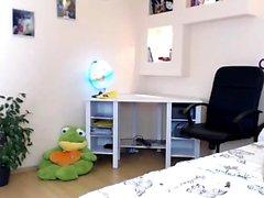 babe angiestill flashing boobs on live webcam